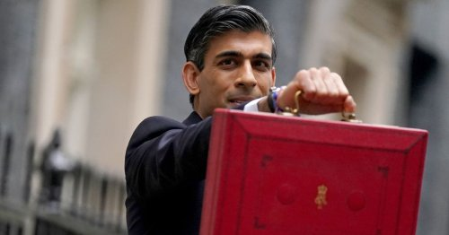 13 key announcements from Chancellor Rishi Sunak's 2021 budget