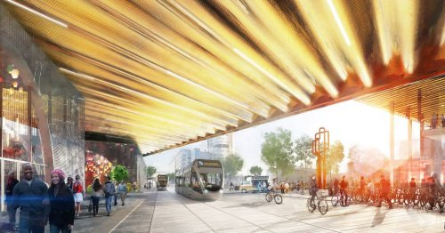 One month to bid for slice of £4.2bn transport pie for mass transit dream
