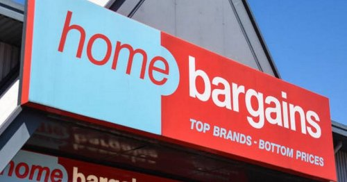 Home Bargains shoppers appalled as store posts picture of new £12.99 lamp