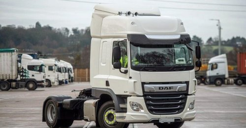 Police use undercover lorry to catch drivers on phone on major roads