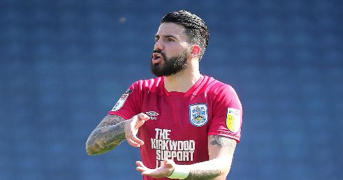Huddersfield Town's Pipa linked with transfer move to Portuguese champions