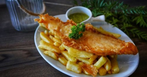 A fancy new chippy with a Champagne and oyster bar is opening in Yorkshire