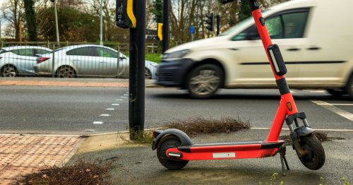 Drink driver banned after riding e-scooter 'erratically' in York
