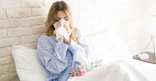 Doctor explains why people are suffering with 'worst cold ever'