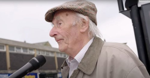 Pensioner goes viral for describing how immigration has helped Batley