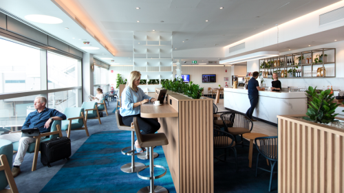 Qantas Brisbane International lounge reopens: what to expect