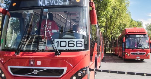 La CDMX apuesta por el Metrobús para reformar el transporte público