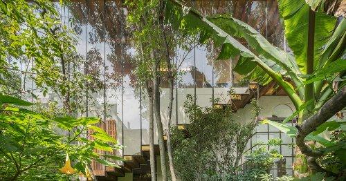 La arquitectura mexicana que elimina los límites entre el interior y exterior