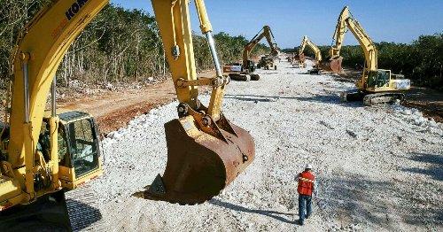 Este 2021 el gobierno gastará 4,000 mdp en obras de refuerzo al Tren Maya