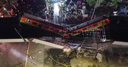 Cicsa niega ser responsable del desplome de la Línea 12 del Metro