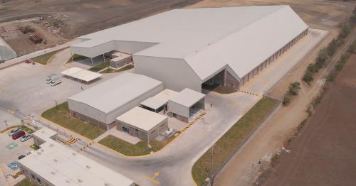Yara inaugura una nueva planta de procesamiento de 300 mdp en Tamaulipas