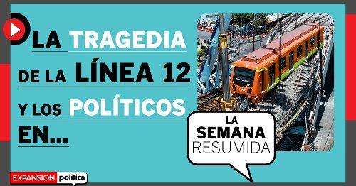 La tragedia, los políticos y las víctimas en #LaSemanaResumida