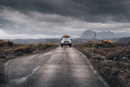 Scottish Highlands in a House Truck - Expedition Portal