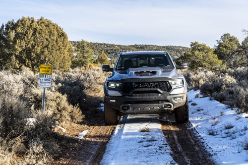 Canvassing the Colorado Plateau in the 2021 Ram 1500 TRX - Expedition Portal