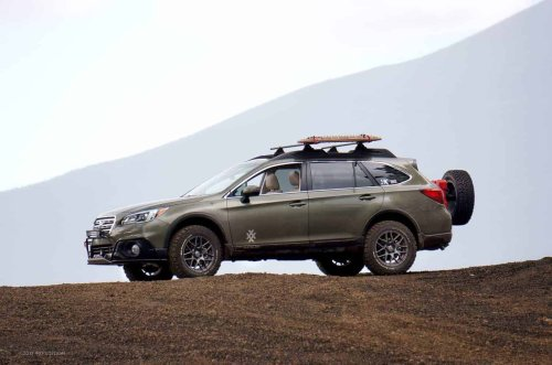 Featured Vehicle- 2017 4XPEDITION Subaru Outback 3.6R - Expedition Portal