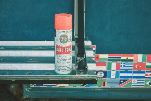Ballistol Oil - Expedition Portal