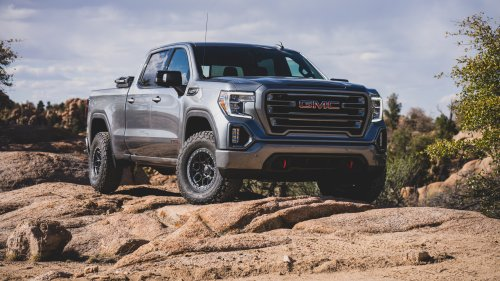 Expedition Portal Project :: 2021 GMC AT4 Diesel - Expedition Portal