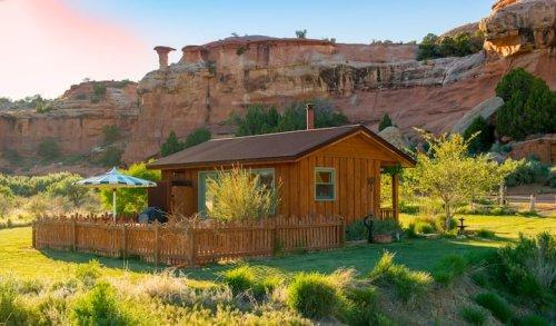 Destination: Canyon Hideout Cabin, Cortez Colorado - Expedition Portal