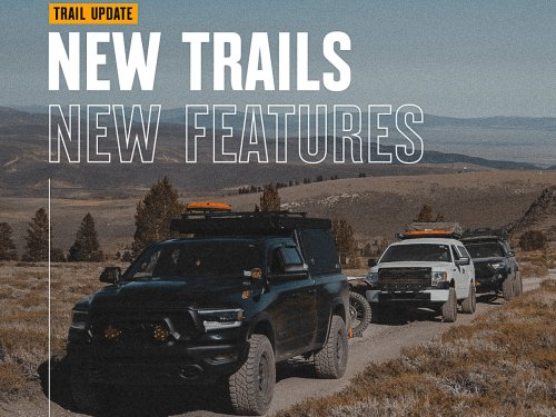 OnX Offroad Showcases New Trails and Features - Expedition Portal