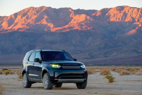 Field Tested: Land Rover Discovery 5 - Expedition Portal