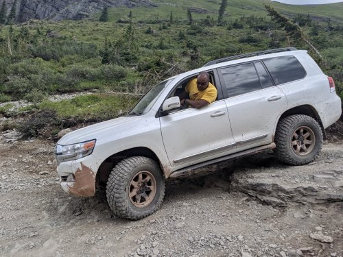 Sonya and Necota Staples: Overlanding and Creating Inclusive Communities - Expedition Portal