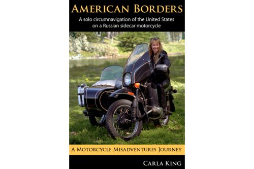 Book Review :: American Borders by Carla King - Expedition Portal