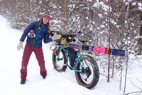 Pepper Cook – Book Bike Brew - Expedition Portal