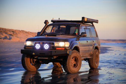 Why The Land Cruiser 80 Series Is The Next Classic 4WD - Expedition Portal