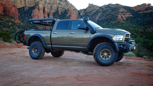 Featured Vehicle: American Expedition Vehicles Ram Prospector - Expedition Portal