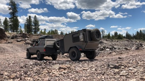 Featured Overland Trailer :: Overkill Campers T.K.4.7. - Expedition Portal