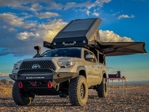 Overland Classifieds :: The Tacoma of Your Dreams is Likely For Sale Right Now - Expedition Portal
