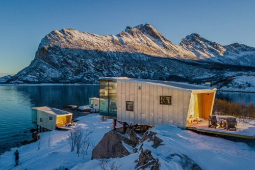Destination: Manshausen Sea Cabins, Steigen, Norway - Expedition Portal