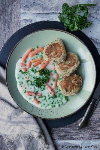 Thunfisch-Kartoffel-Frikadellen - Experimente aus meiner Küche