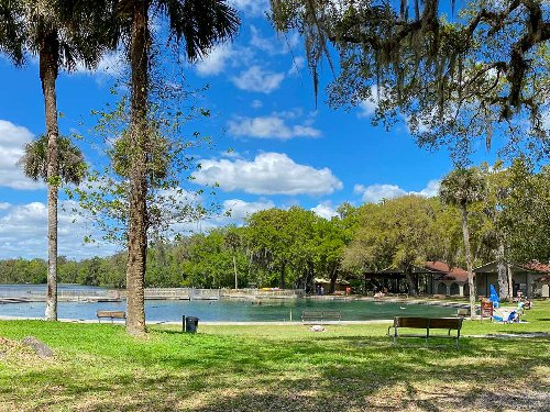 De Leon Springs: Pancakes, Manatees, and the Fountain of Youth