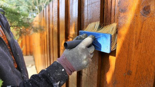 Best paint for fences 2021: Treat your garden fence to a protective coat of paint