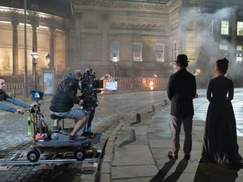 Liverpool hailed 'Hollywood of the North' as city gets studio planning boost