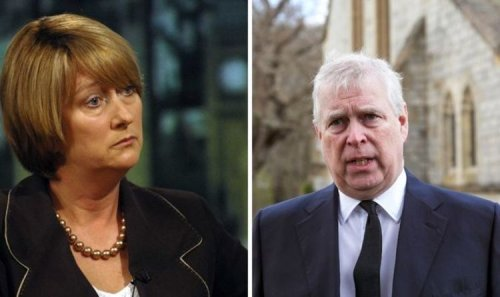 Jacqui Smith was left 'slack-jawed' by Prince Andrew's 'inappropriate' jokes: 'Terrible!'