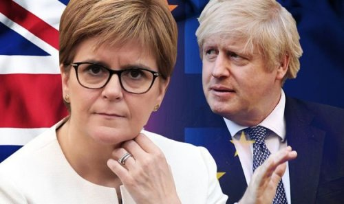 Nicola Sturgeon urged to pull out SNP MPs from Westminister to force IndyRef2