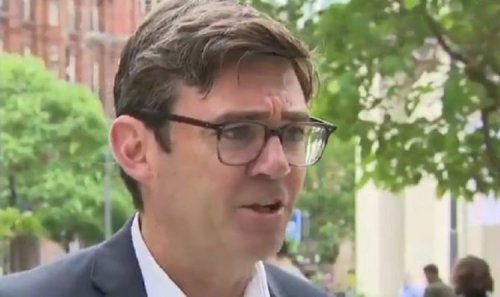 Andy Burnham hits back! Sturgeon attacked as brutal war of words erupts -'It's insulting!'