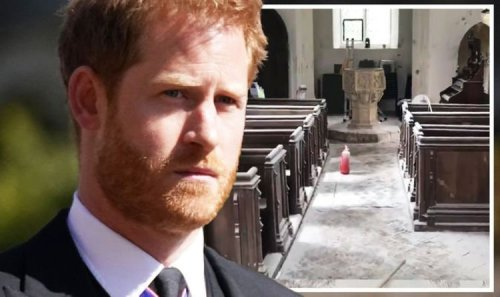 Hertfordshire church linked to Prince Harry's friend ransacked by vandals -windows smashed
