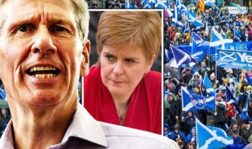 Please Boris, can I have a referendum? Sturgeon mocked as 'Oliver had more chance of win'