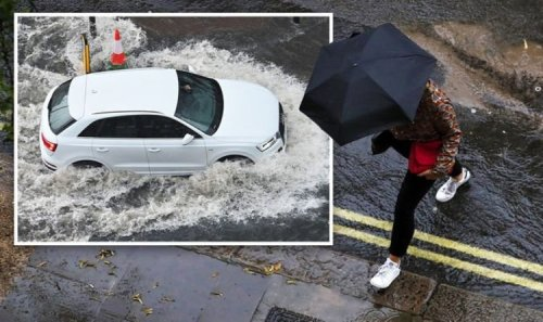 Londong flooding: Expert warns capital's drainage system 'cannot cope' with flood mayhem