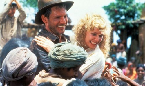 Indiana Jones and the Temple of Doom was banned in India before it was released