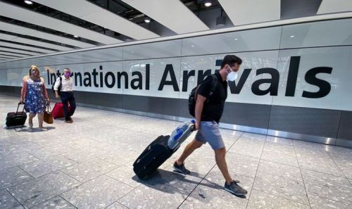 Travel warning! Summer holidays have 'obvious flaw' in fight against Covid, says scientist