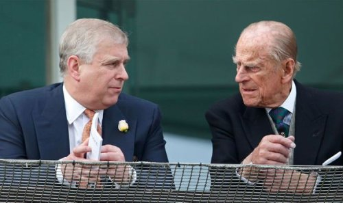 Prince Andrew warned about 'seedy billionaires' by Prince Philip before his tragic death