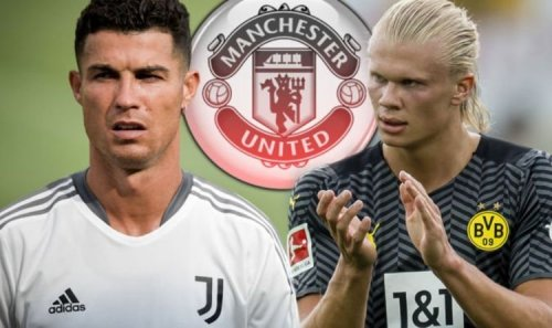Man Utd owners the Glazers can sign both Erling Haaland and Cristiano Ronaldo for £64m