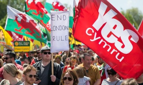 Unionists warn Boris Johnson could be caught 'off-guard' by support for Welsh independence