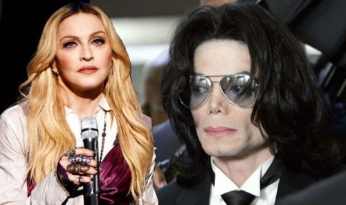 Michael Jackson called Madonna a 'nasty witch' after a bitter 'strip club' argument
