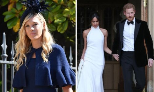 Chelsy Davy's nose was 'out of joint' after Meghan and Harry's wedding snub