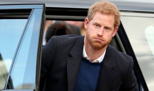 Americans mock Prince Harry as he dubs Suits 'more popular than Friends' in TV parody